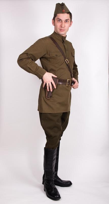 Советский солдат