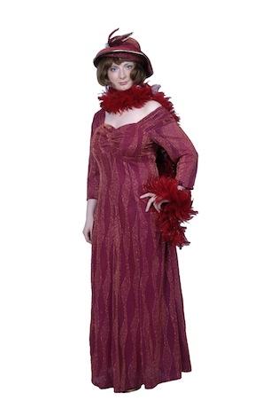 Итальянская мафия платье бордо