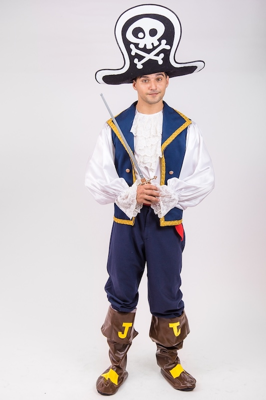 Джейк - пират Нетландии