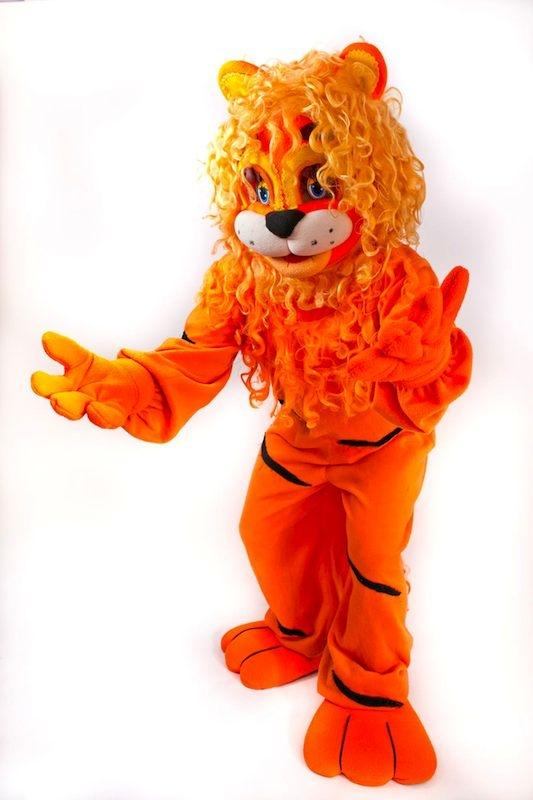 Тигрёнок Апельсин