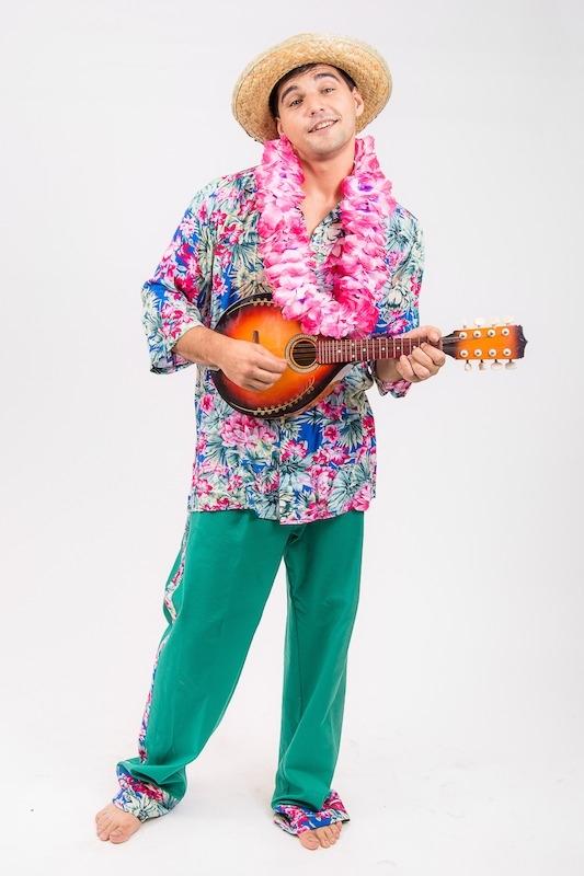 Гавайец, островитянин
