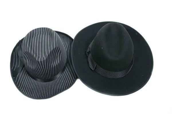 Шляпа широкополая мужская