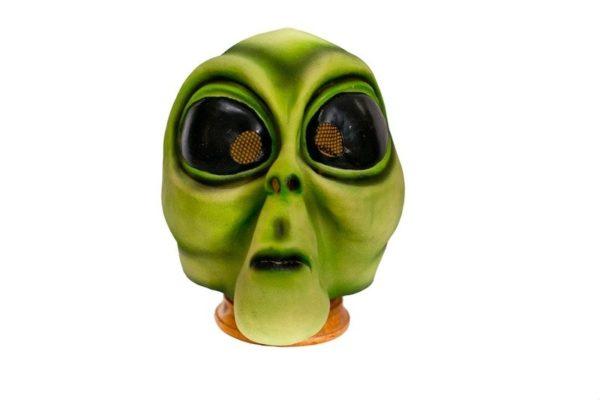 Зелёный гуманоид