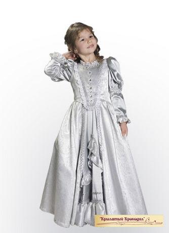 Принцесса серебрянного царства