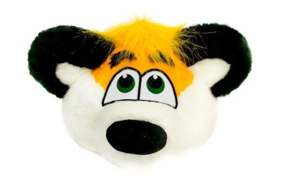Голова тигрёнка