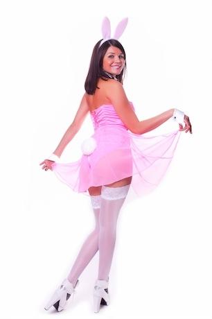 Заяц  Playboy Pink