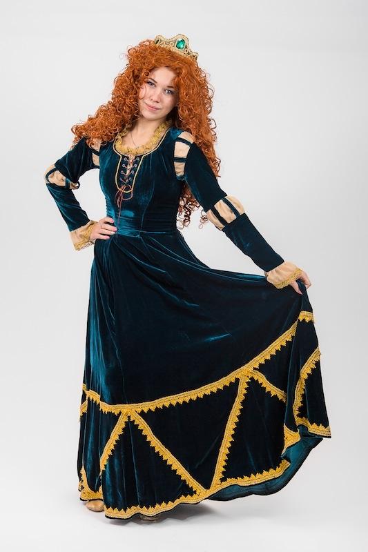 Принцесса Мерида (Храбрая сердцем)