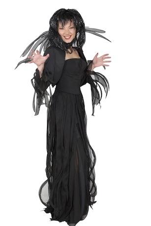 Ведьма черная