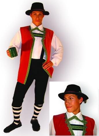 Тирольский костюм