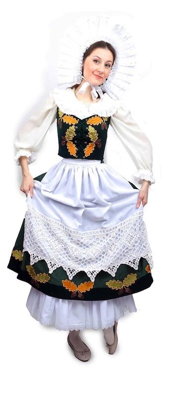 Баварский костюм для девочки