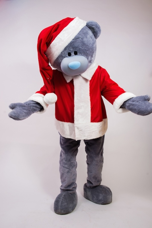 Мишка Тедди Санта
