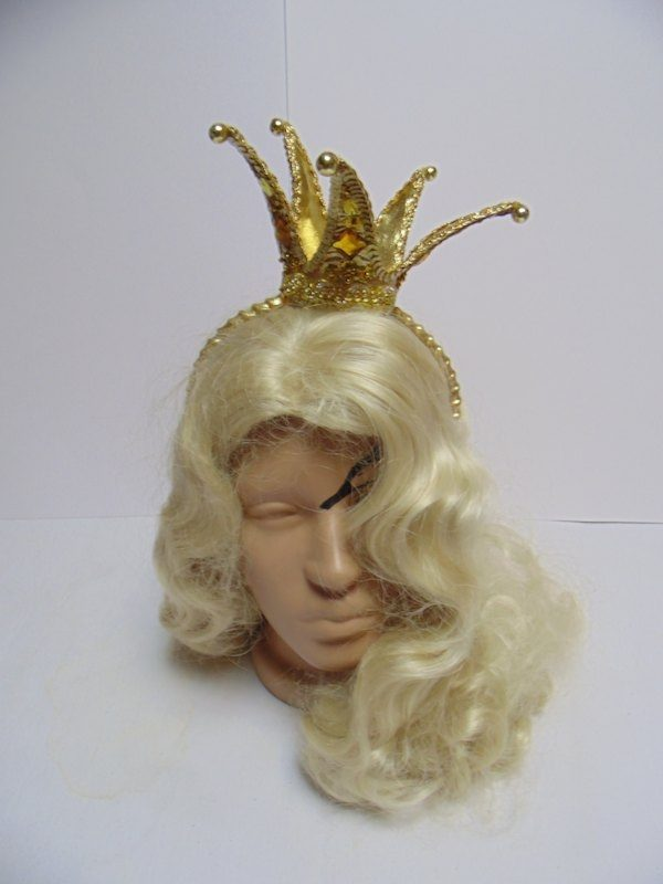 Корона Маленькая принцесса, золото
