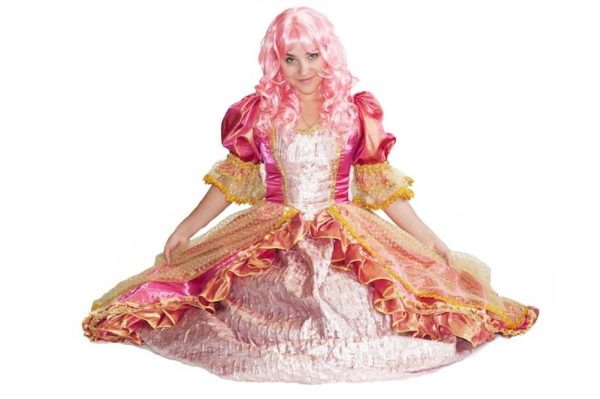 Принцеса розовая