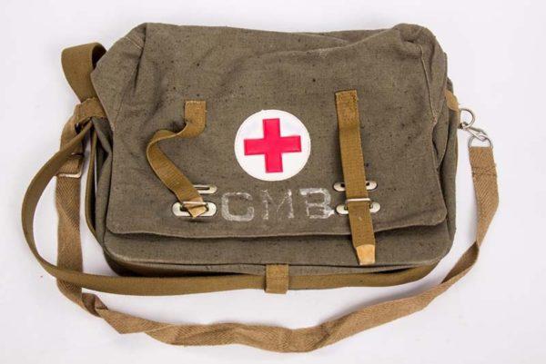 Сумка-аптечка военная