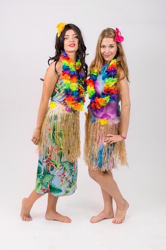 Гавайка, гавайское платье