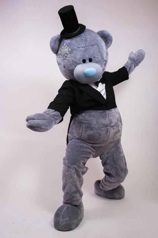 Мишка Тедди мальчик