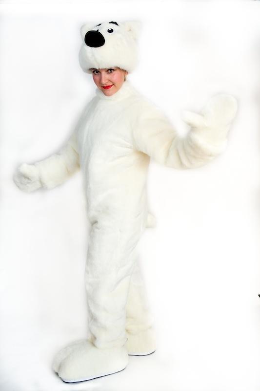 Умка белый медведь